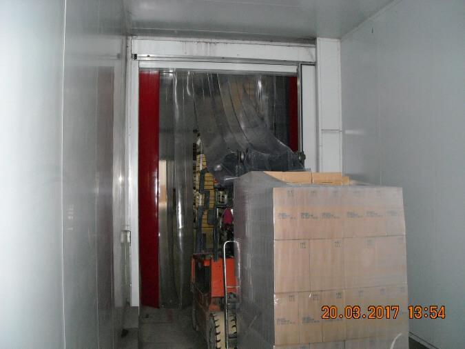 Freezer Door Plastic